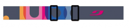 Skibril Julbo Pioneer Blue