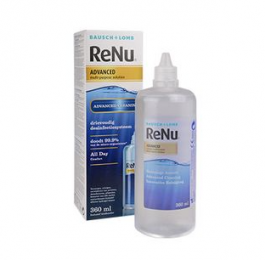 Bausch & Lomb Renu Advanced 360ml