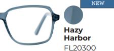 Leesbril Frank & Lucie Eyewitness Hazy Harbor +1.00
